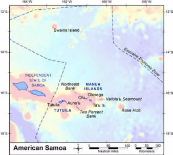 American Samoa Is The Only Us Territory Located South Of The Equator Its Geography Political Status History Culture And Economy Are Vastly Different